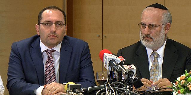 בן משה ואלשטיין נכנעו לדרישות המוסדיים: אלרון מחלקת דיבידנד