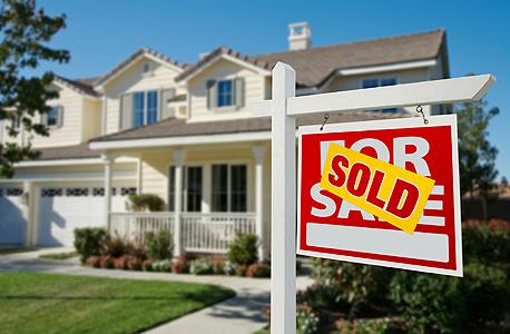 """בית שנמכר בארה""""ב"""