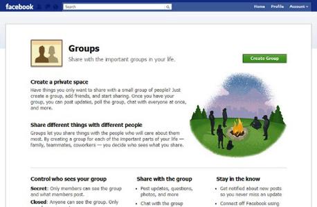 פייסבוק קבוצות 1 groups