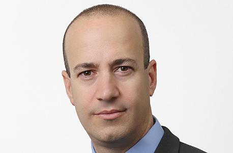 """מנכ""""ל אלקטל לוסנט ישראל אריק טל. """"שנים אחורה"""", צילום: קובי קנטור"""