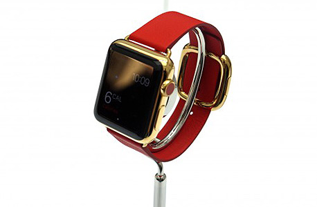 השעון החכם אפל ווטש (Apple Watch)