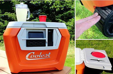 Coolest Cooler, מוצר נוסף שגייס מיליונים בקיקסטארטר ונכשל מסחרית. לקיקסטארטר נמאס