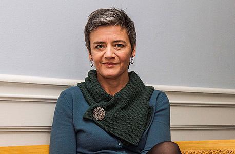 מרגרט וסטאיאר, נציבת התחרותיות של האיחוד האירופי, צילום: בלומברג