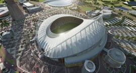 הדמיית אצטדיון קטאר דוחא 2022 מונדיאל, צילום: איי אף פי
