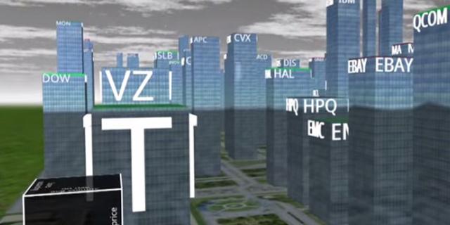 לא לגיימרים בלבד: מציאות מדומה למשקיעים בבורסה