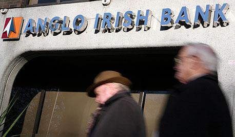 """אירלנד: בעלי האג""""ח המרכזיים צריכים לחלוק בהפסדי הבנקים במדינה"""