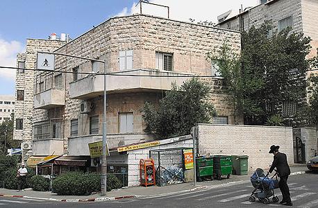 רחוב בירושלים (ארכיון)