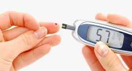 Diabetes check. Photo: Shutterstock