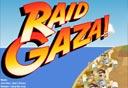 המשחק Raid Gaza, צילום מסך: newgrounds.com