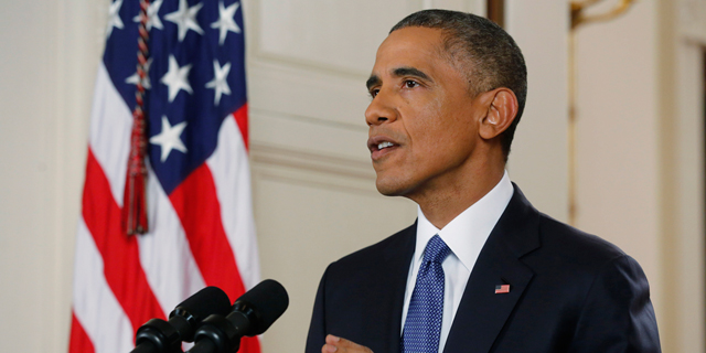 הפריצה למחשבי הממשל מהווה את אחת הפרשיות המביכות עבור אובמה, צילום: בלומברג