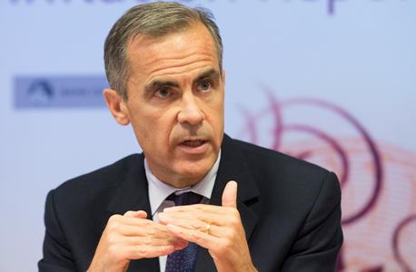 מרק קרני, מושל הבנק הבריטי