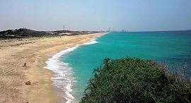 חוף פלמחים, צילום: איל מיטרני