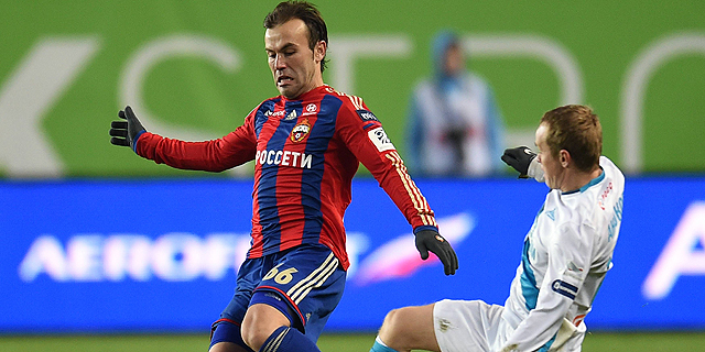 ביברס נאתכו אחד מ-70 המשתכרים הגבוהים בליגת הכדורגל של רוסיה