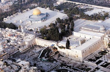 הר הבית, ירושלים. סיווג הסעת מתפללים כרגיש נעשה שלא לצורך