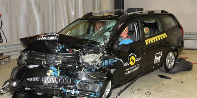 האם יצרניות רכב רימו את הארגון האירופי שעורך מבחני ריסוק?