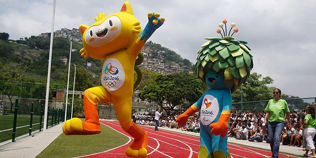 אולימפיאדת ריו צפויה לגייס יותר ממיליארד דולר מחסויות