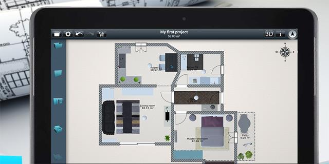 Home Design 3D: לעצב את הבית מהסלולרי