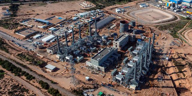 משרד האנרגיה יעביר את אישור תחנות הכוח הדרומיות לוועדה לתשתיות לאומיות