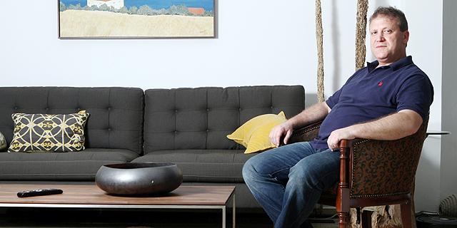 רון בנצור , צילום: עמית שעל