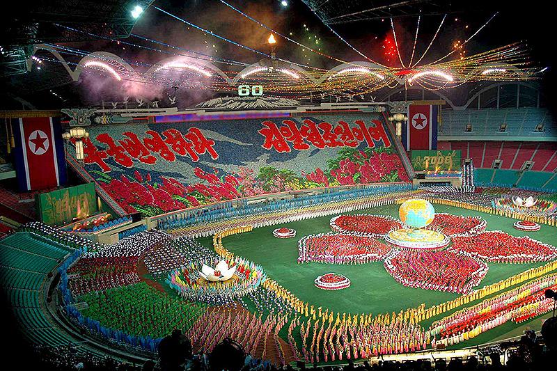 150 אלף מושבים. אצטדיון האחד במאי