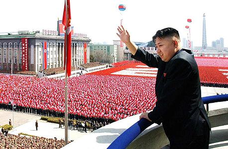 שליט צפון קוריאה קים ז'ונג און. תוכנית סייבר שהחלה עוד בשנות השמונים