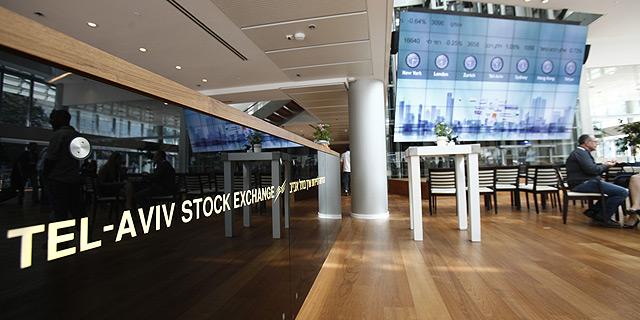 """נעילה שלילית בת""""א; מניית הבורסה זינקה ב-11%"""