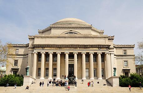 אוניברסיטת קולומביה בניו יורק, צילום: shutterstock