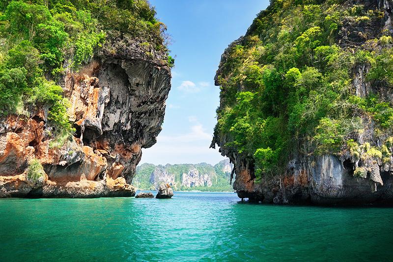 חוף או נאנג בתאילנד. עונה פופולרית לטיול באזור, צילום: שאטרסטוק