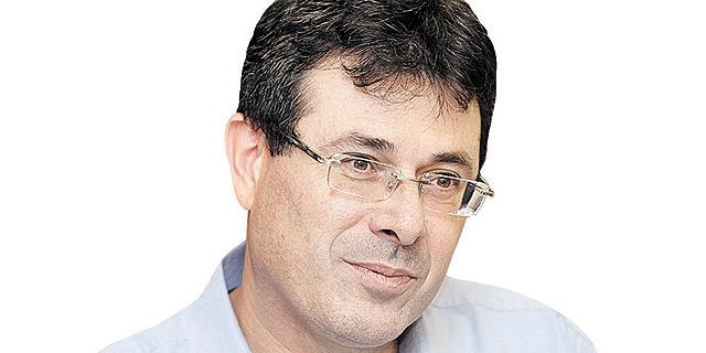 """אלדד פרשר מנכ""""ל מזרחי טפחות, צילום: אוראל כהן"""