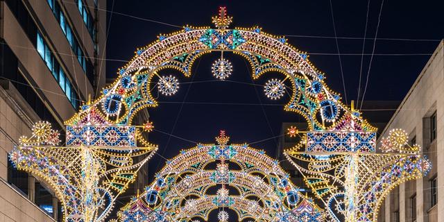 חגיגה של אורות: מקומות מומלצים לבלות בחג המולד