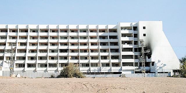 """סופית: אושרה הסבת מלון """"סונסטה"""" הנטוש באילת לפרויקט מגורים"""