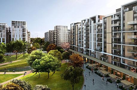 הכפר האולימפי, לונדון, צילום: cdn.ltstatic.com