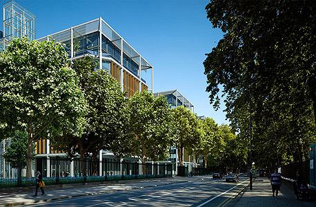 "נדל""ן באזור Chelsea Barracks, לונדון , צילום: e-architect.co.uk"