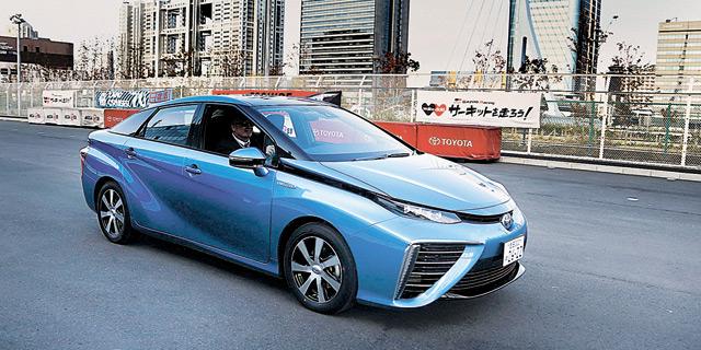 """בז""""ן תקים תשתית להפקת מימן לרכבים: זכתה במענק משרד האנרגיה"""