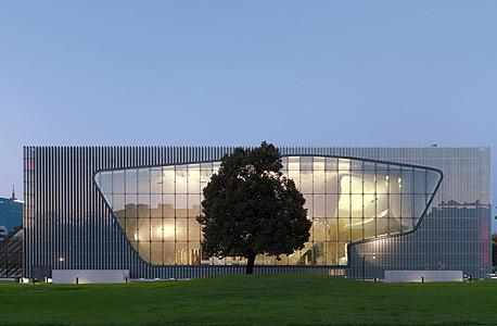 """מוזיאון """"פולין"""". 60 מיליון דולר הושקעו בפרויקט"""