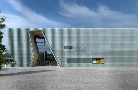 הכניסה למוזיאון