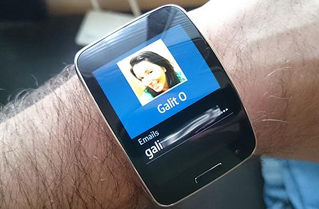 סמסונג תשיק שעון חכם חדש, שיתפקד גם כארנק סלולרי, צילום: ניצן סדן
