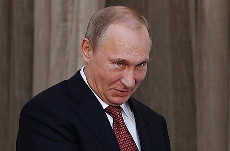 ולדימיר פוטין נשיא נשיא רוסיה  17.12.14, צילום: רויטרס
