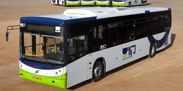 הסיוע מהמדינה מתעכב ובחברות תחבורה ציבורית יתקשו לשלם את משכורות מאי