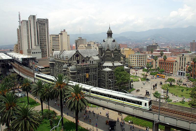 מדלין, קולומביה: 1,530 דולר בחודש למחיה
