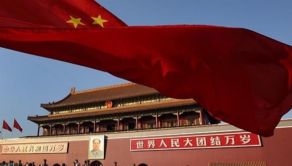 דגל סין, צילום: בלומברג