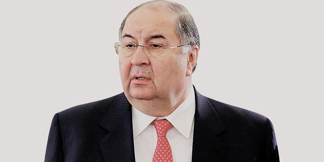אלישר אוסמנוב, צילום: בלומברג