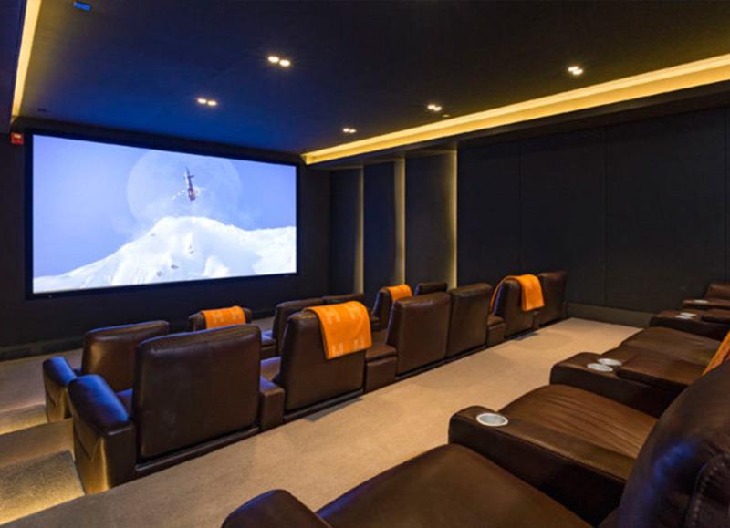 הקולנוע הביתי