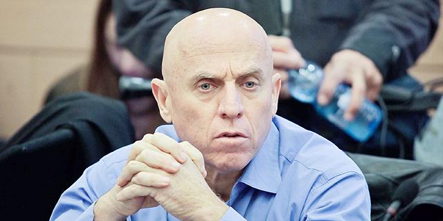 """יוסי ורשבסקי, מנכ""""ל ערוץ 10, צילום: נועם מושקוביץ"""