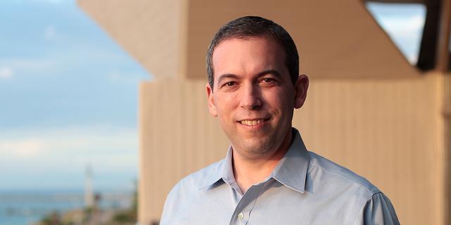 """ירון גלאי מנכ""""ל אאוטבריין, צילום: אוראל כהן"""