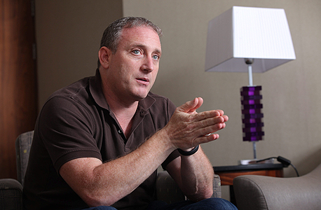 Outgoing Waze CEO Noam Bardin. Photo: Amit Shaal