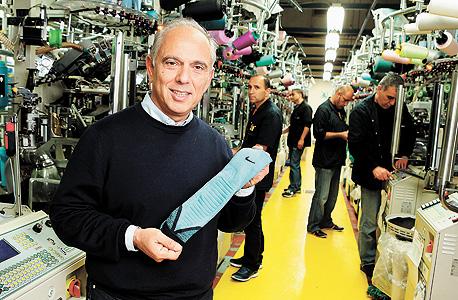 מפעל החברה - אייזק דבח, בעל השליטה בדלתא גליל