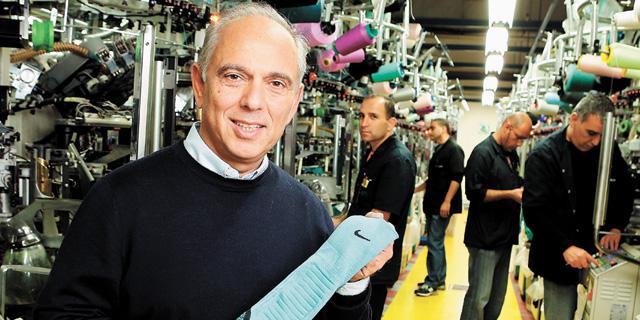 """אייזק דבח: """"מציק לי שדלתא עדיין לא אחת מעשר ענקיות הטקסטיל הגדולות בעולם"""""""