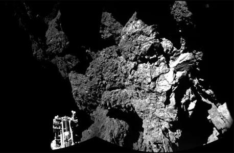 2014 - השנה בה הצלחנו לנחות על כוכב שביט, צילום: io9.com