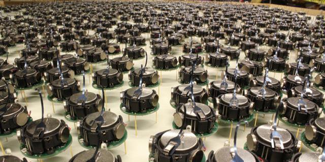צביר הרובוטים של סטנפורד, צילום: io9.com